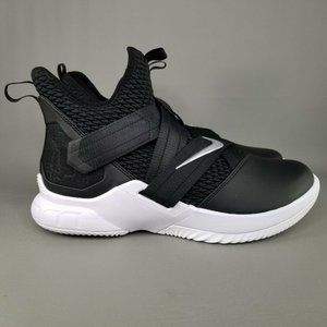 Nike Mens LeBron Soldier 12 TB Basketball Shoes 11